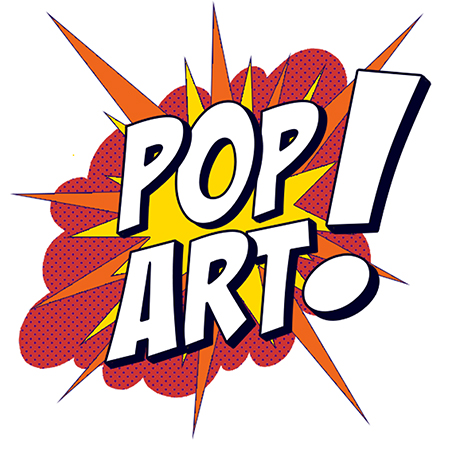 Pop Art! Icon